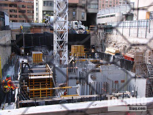RCMI condo construction
