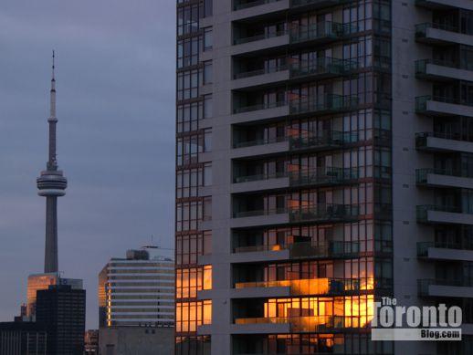 Radio City south condo tower Toronto