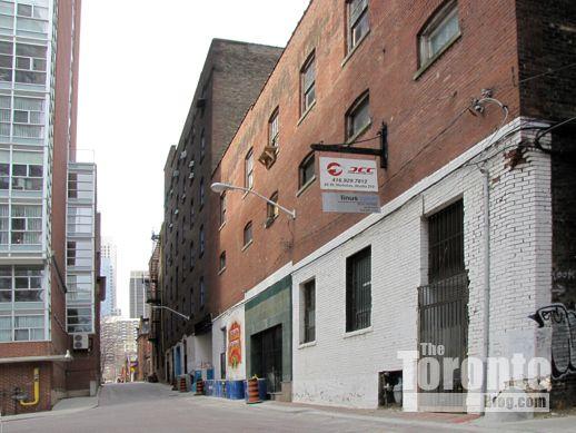 St Nicholas Street Toronto