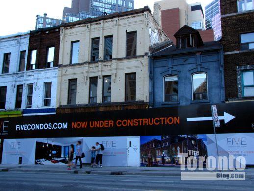 606-614 Yonge Street Toronto