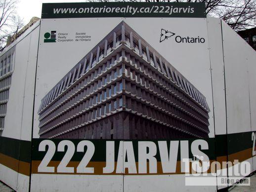 222 Jarvis Street Toronto