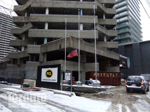 45 Charles Street East Toronto