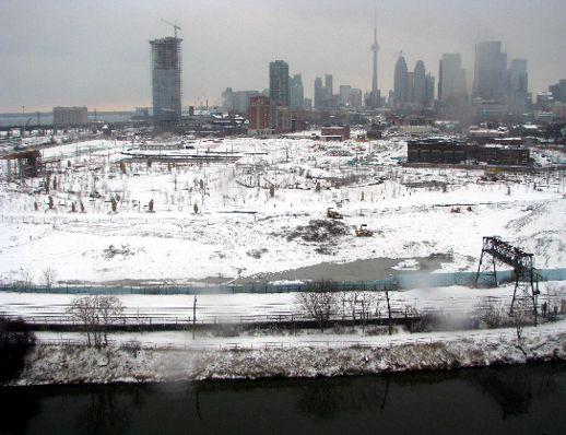 West Don Lands Toronto