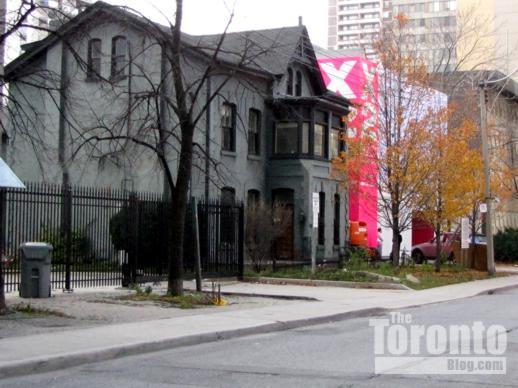 101 and 99 Charles Street East Toronto