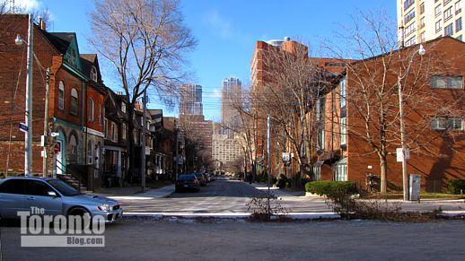 Granby Street Toronto