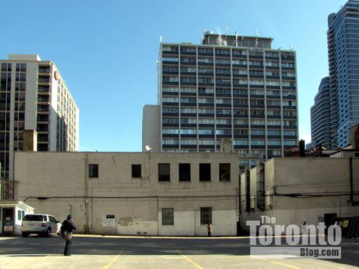 460 Yonge Street condo tower site
