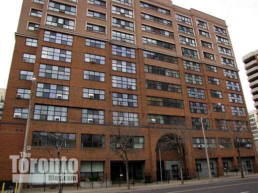 Hazelburn Co-Op 178 Jarvis Street Toronto