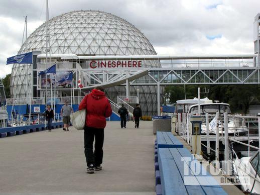 Ontario Place Cinesphere
