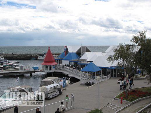 Ontario Place marina