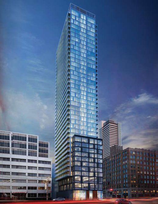 Peter Street Condominiums tower