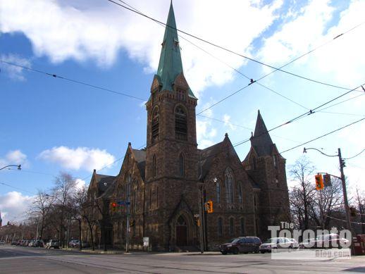 St Andrews Evangelical Lutheran Church Jarvis Street