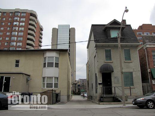 Mutual Street Toronto