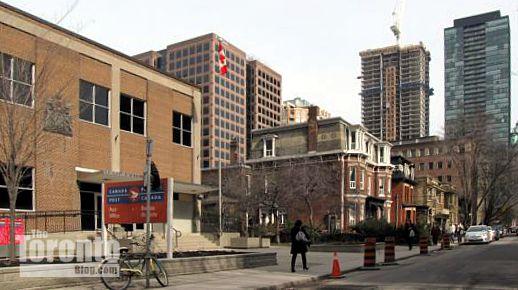 Charles Street East Toronto
