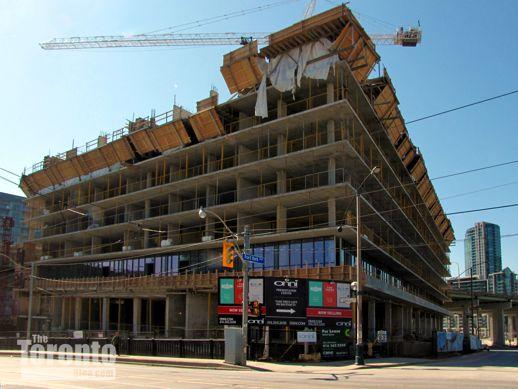 Garrison at the Yards condos Toronto