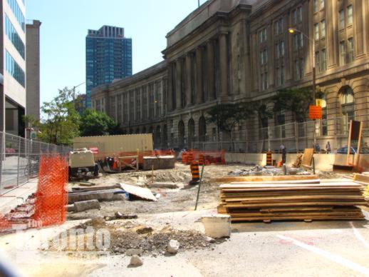 Front Street Toronto