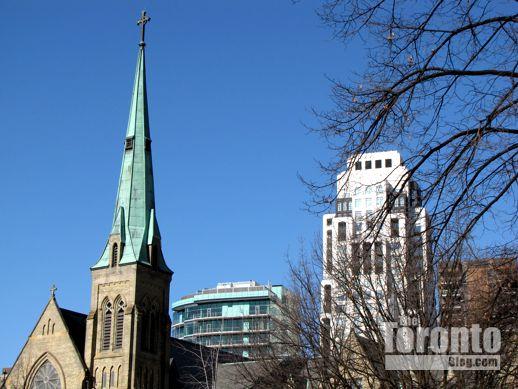 St Basil's Church Toronto