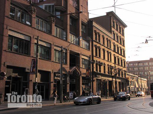 393 King Street West Toronto