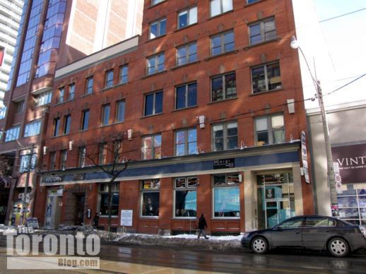 401 King Street West heritage building