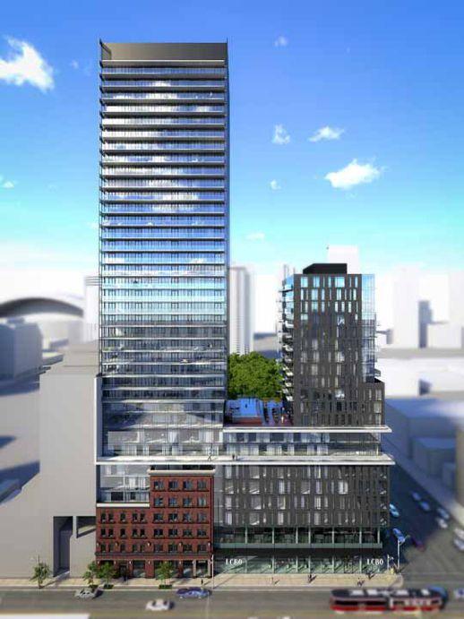 401 King West condo building