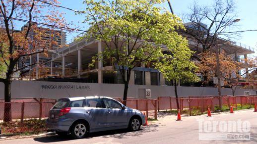 ETFO office building Toronto