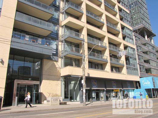 The Hudson condos 438 King Street West Toronto