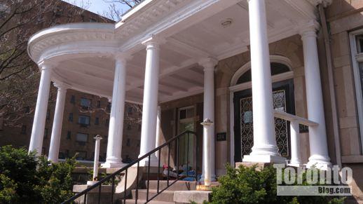 Sheard Mansion at 308 Jarvis Street