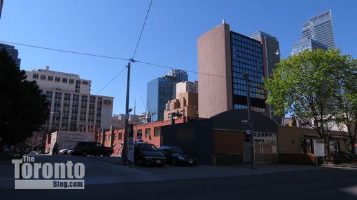 501 Yonge Street redevelopment site
