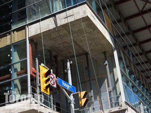 Aura Condos at College Park Toronto