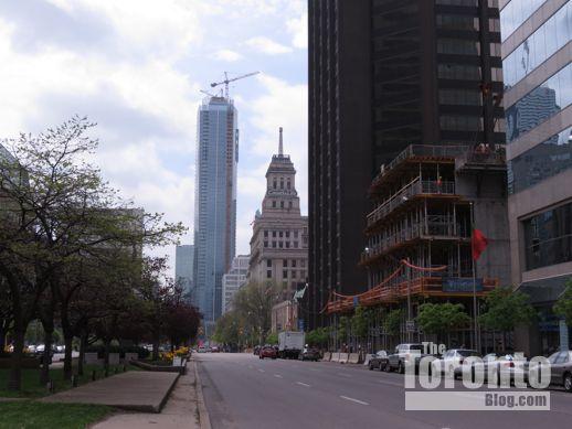 Living Shangrila condo hotel tower Toronto
