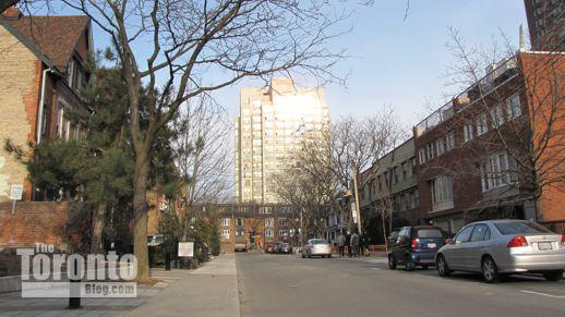 McGill Street Toronto