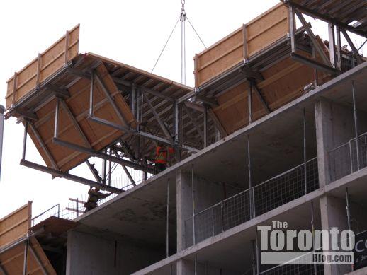 Motion on Bay Toronto