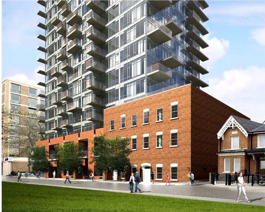 Nicholas Residences Toronto