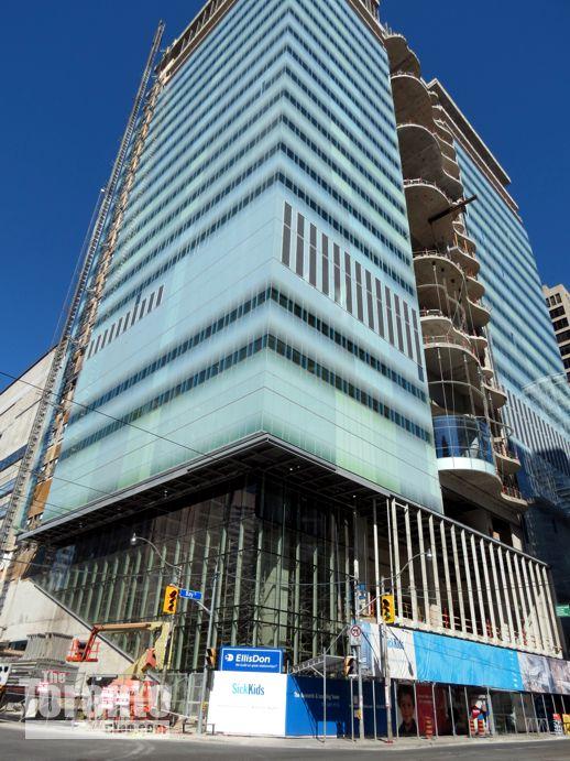 SickKids Tower Toronto