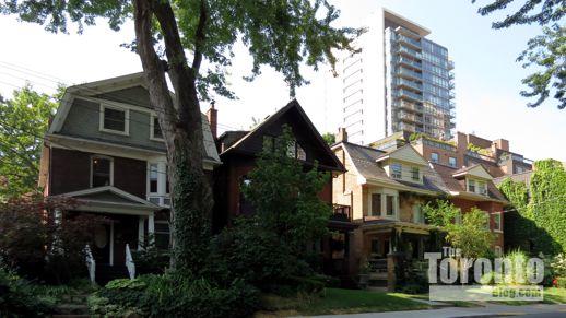 37, 35, 33 and 31 Dundonald Street Toronto