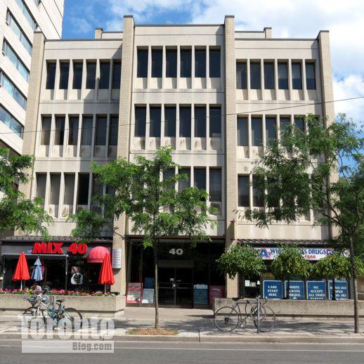 40 Wellesley Street East Toronto