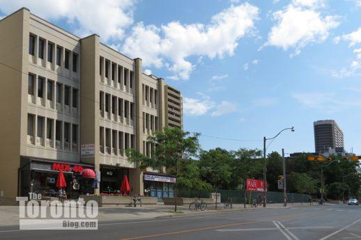40 and 50 Wellesley Street East Toronto