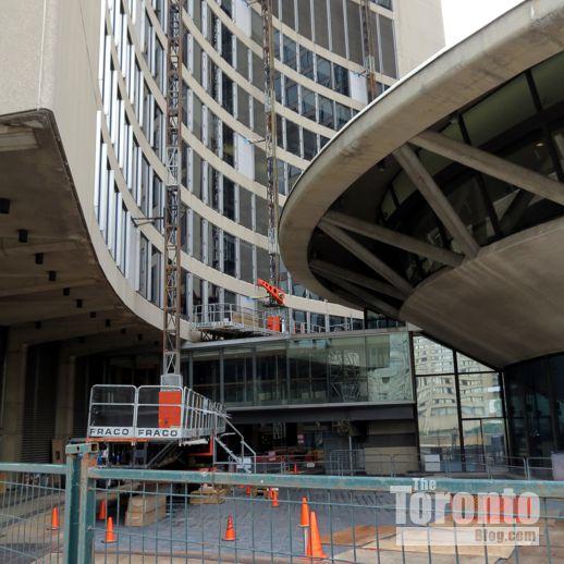 Toronto City Hall West Tower
