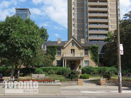 Paul Kane House 58 Wellesley Street East Toronto