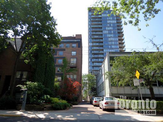 Terrace Court 22 Wellesley and 17 Dundonald Toronto