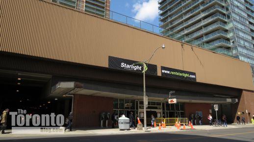 Wellesley subway station Toronto