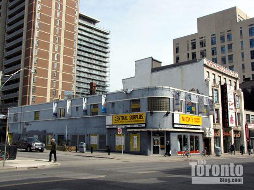 579-585 Yonge Street