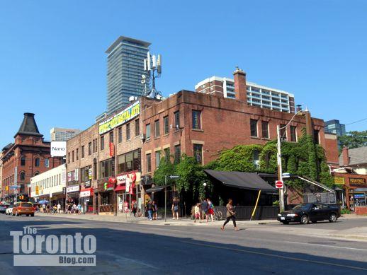587-599 Yonge Street Toronto
