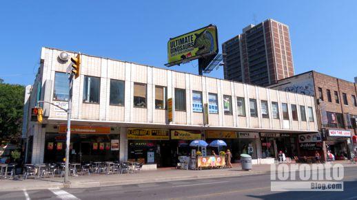 587-599 Yonge Street