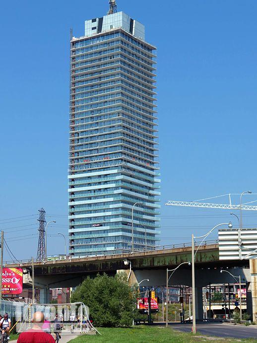 Clear Spirit condo tower