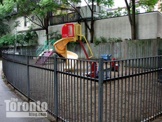 James Canning Gardens playground
