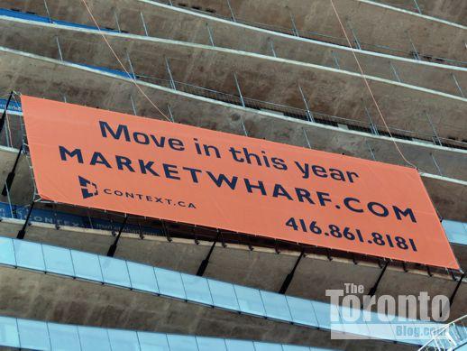 Market Wharf condos