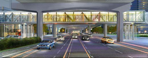 RBC WaterPark Place rendering 8