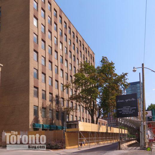 42 Charles Street East Toronto