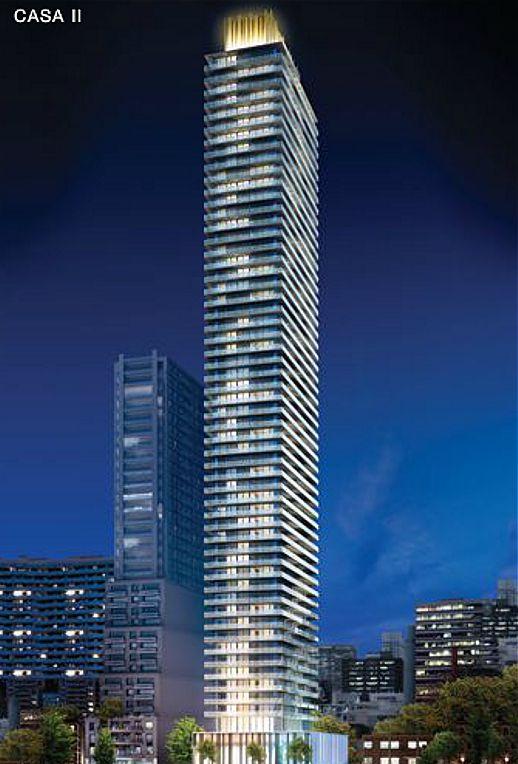 Casa 2 Condominium tower
