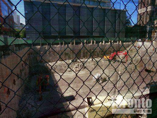 ChazYorkville construction
